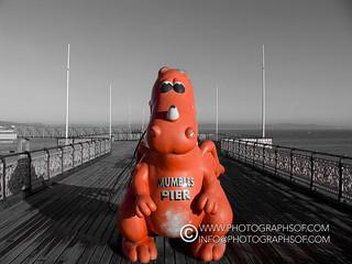 Mumbles Pier & Lighthouse (32 photos)