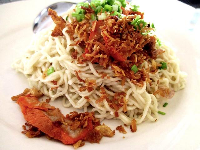 Noodle House kampua noodles