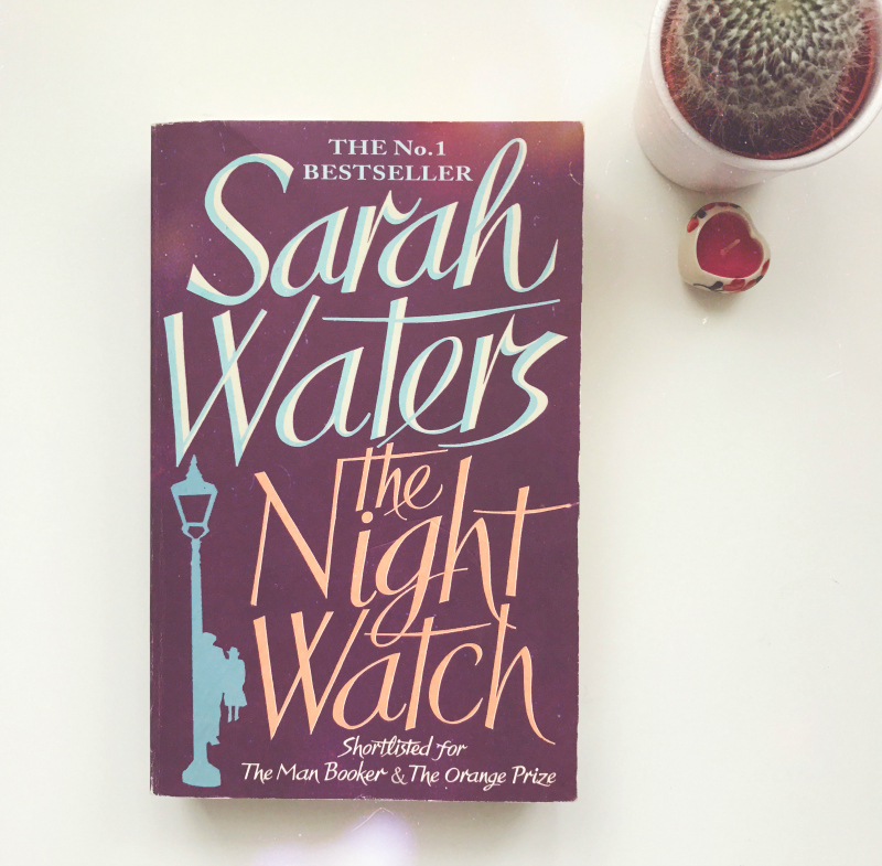 the night watch sarah waters book review blog