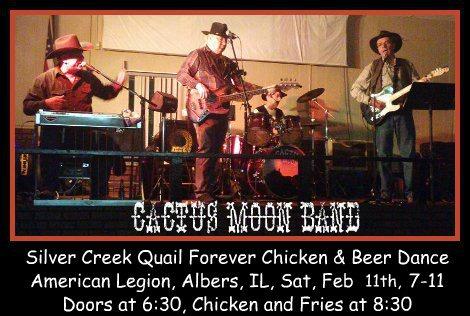 Cactus Moon Band  2-11-17
