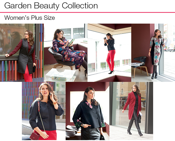 Garden Beauty Plus Collection