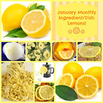 Monthly Featured Ingredient/Dish - Lemons!