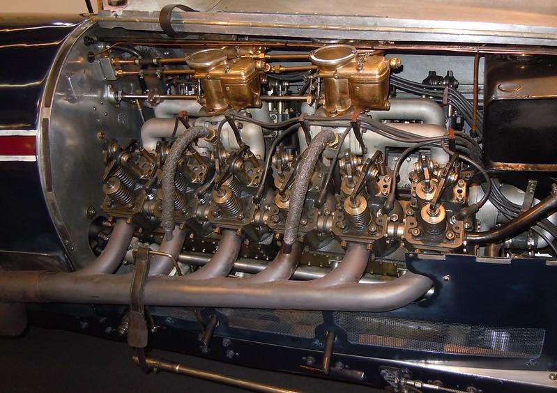 Delage Racer 1923 - Retromobile Paris 2011 32702021281_91b68eb685_c
