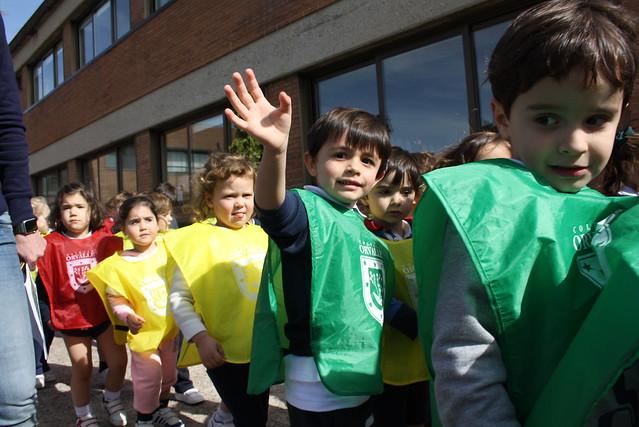 Sports Day - Infantil