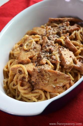 frannycooks abalone pasta 7