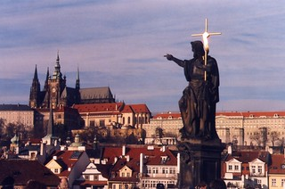 St Vitus from Charles Bridge | by wit
