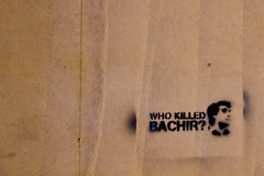Who Killed Bachir? | by miskan