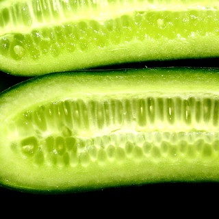 cut cuke | by niznoz