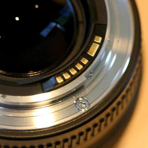 50mm lens contact points | by Richard-
