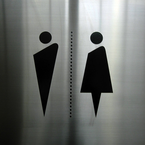 Bathroom Signs Scot2342 Flickr