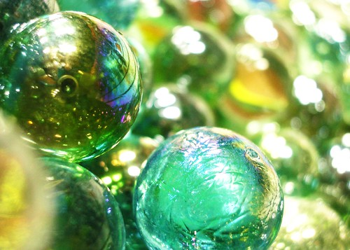 Glass marbles | by selva