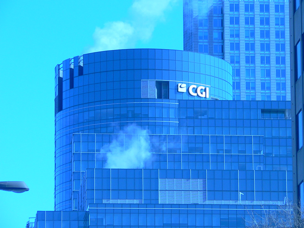 CGI Building | New building, mostly empty. If you have a tec… | Flickr