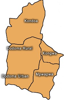 Dodoma Map | Flickr - Photo Sharing! Dodoma Map