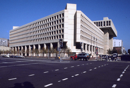 FBI Bldg 1977 | by smata2
