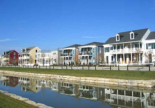 New Town St Charles Mo More New Urbanism New Town At