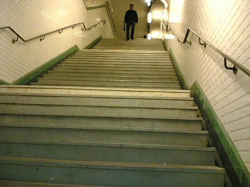 The Parisian StairMaster | by clotilde