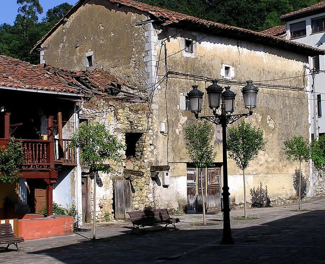 Esperando mejores tiempos casa tradicional asturiana - Casa tradicional asturiana ...