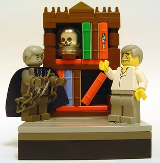 minifig books # 1: A Christmas Carol | by minifig