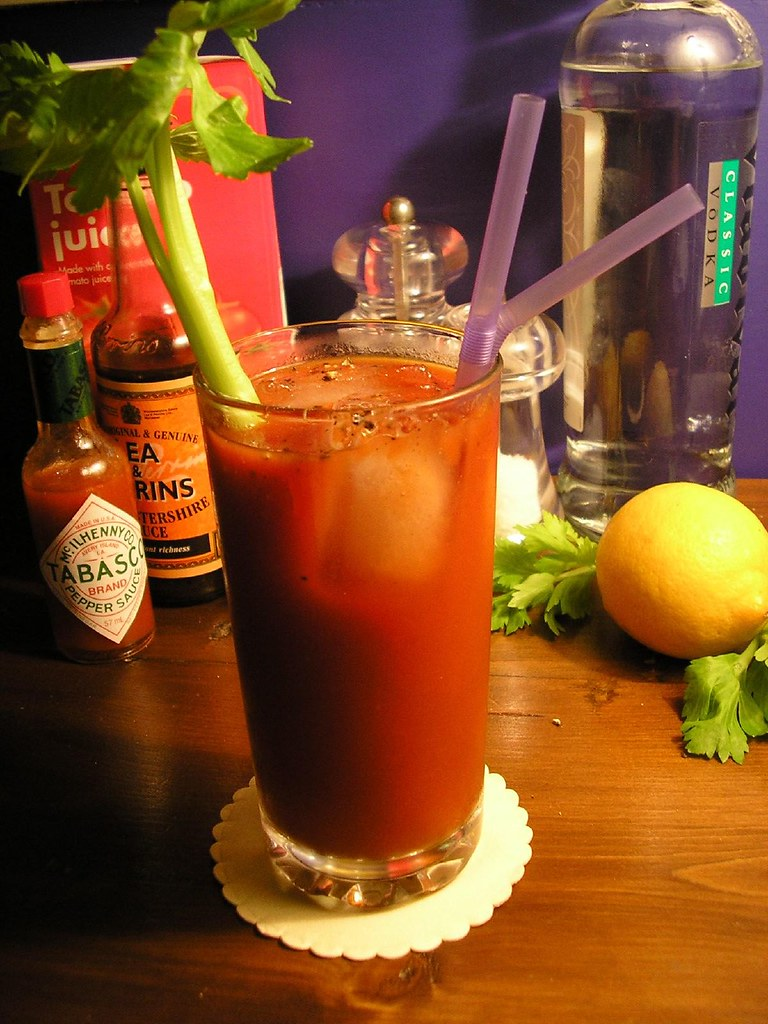 Bloody Mary | Another classic which many people seem ...