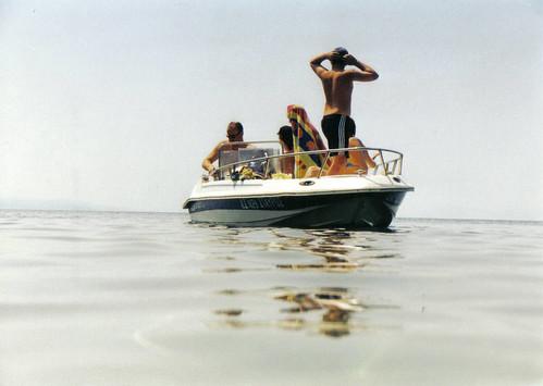 vettriano's boat