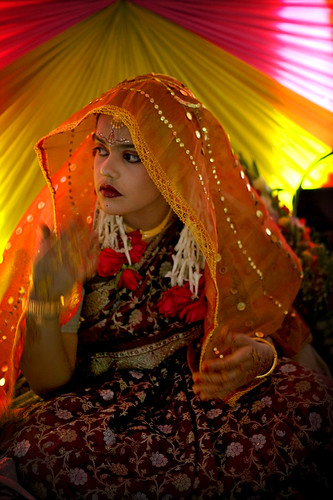 bride in dhaka | by phitar