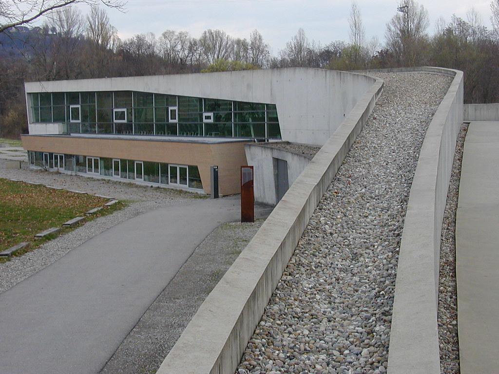 Landscape Formation 1 Zaha Hadid Weil Am Rhein