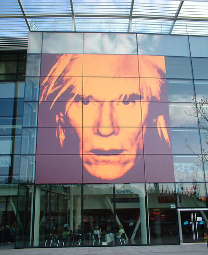 Warhol at the Omni Centre | by Doublegrub