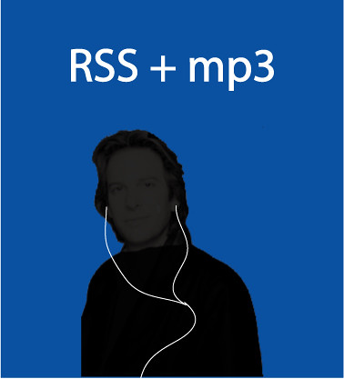 RSS + MP3 V.2 | by Alan Joyce