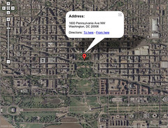 Google Maps, now with satellite imagery | by jkottke