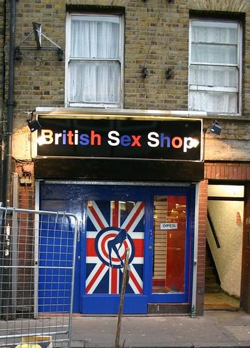 British Sex Shop 73