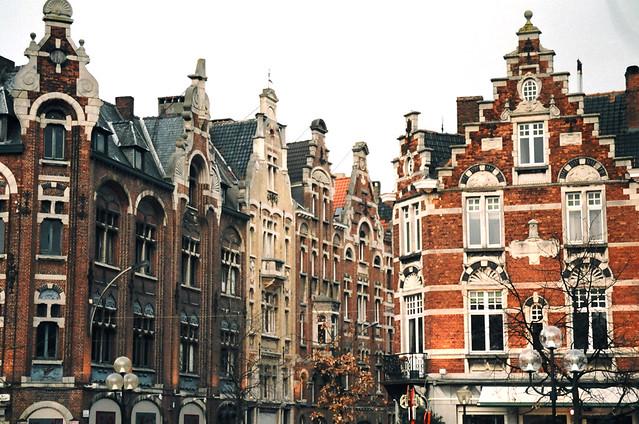 ... Architecture / Architecture de Gand | Ghent, Belgium /… | Flickr