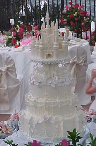 Big Fairy Cake