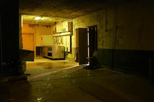 Ambassador Hotel Pantry Where Robert Kennedy Was Shot