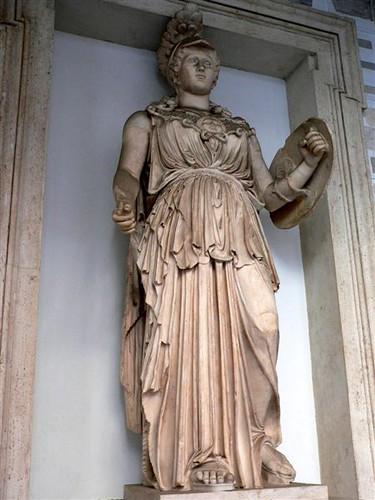weekly flickr flickr blog create upload sign in explore recent photos    Minerva Roman Goddess