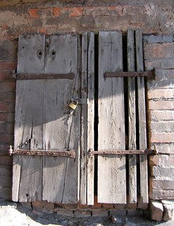 Old wooden door | by :Linda: