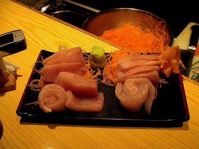 60526 fuji 0081 robalo reineta fish sashimi pablo for Robalo fish in english