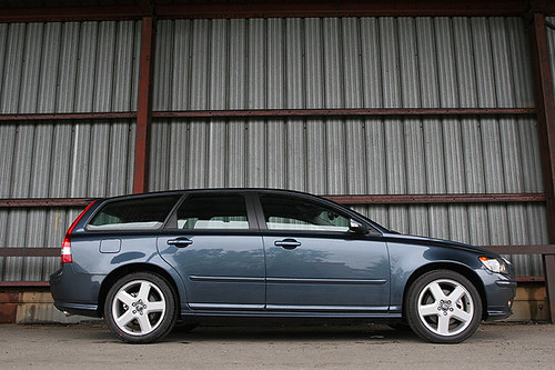 2006 Volvo V50 T5 | Russell Purcell | Flickr
