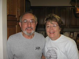 Jim and Marla | Jim and Marla invited us to stay at their ...