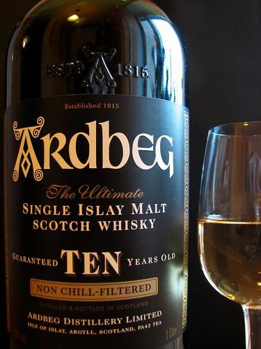 Ardbeg Whisky Tasting Glass