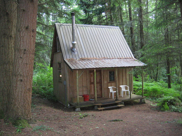 Tiny cabin | Micki Krimmel | Flickr