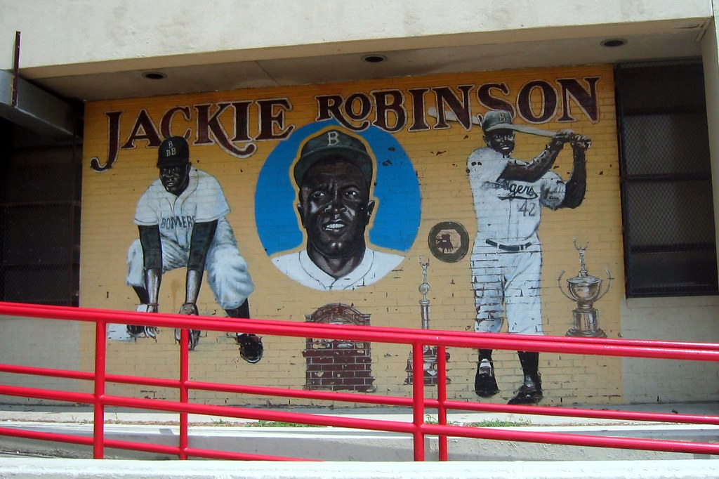 Brooklyn - Crown Heights: P.S. 375 Jackie Robinson School ...