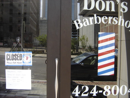 Don's Barbershop @ The Carling | by Urban Jacksonville