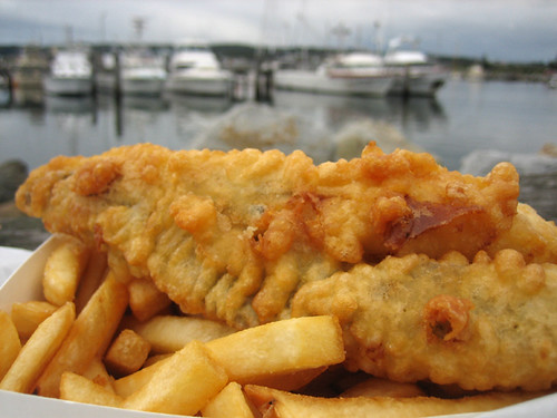 Fish And Chips Kitchener Waterloo Ontario