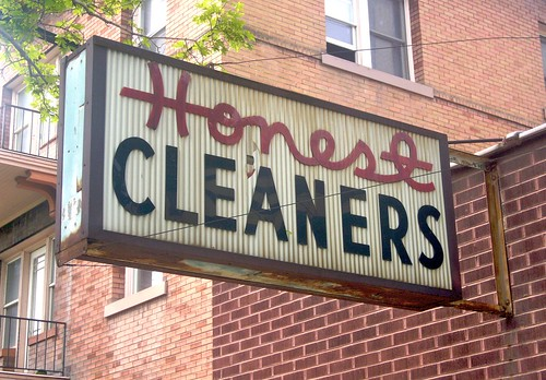 Honest Cleaners | by Stewf