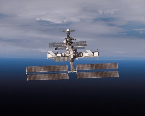 International Space Station 1280x1024 | by Kowh