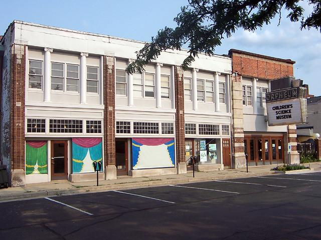 Orpheum Children's Science Museum - Champaign, IL