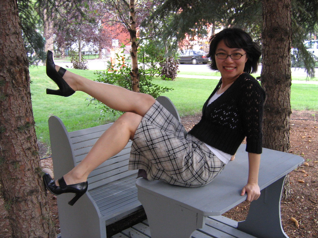 Flickr legs in pantyhose