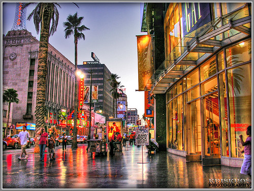 hollywood and hdr rock | by Kris Kros