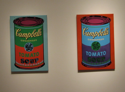 Andy Warhol Paintings at the Milwaukee Art Museum | by purpleslog
