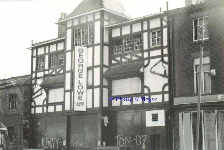 Roscommon Street Liverpool 5 1982 Photo Opened 1892